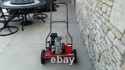 Vintage Sears Craftsman 18in Reel Lawn Mower 3 1/2 hp Briggs RUNS GREAT