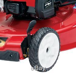 Walk-Behind Mower 22 Variable Speed Electric Start Self Propelled Gas Recycler