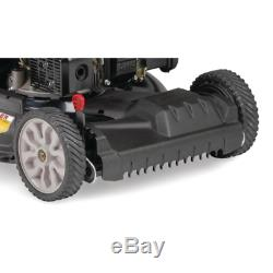 XP 21 in. 159 cc Gas Walk Behind Self Propelled Lawn Mower with Electric Start O