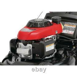 Xp 21 In. 160 Cc Honda Gas Walk Behind Self Propelled Lawn Mower With High Rear