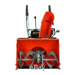 YARDMAX 22 In Gas Snow Blower Self-Propelled 2-Stage 4-Stroke Recoil Start