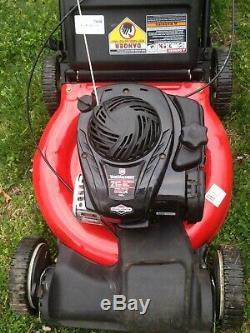 Yard Machines Self Propelled Lawn Mower