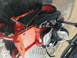 Zero Turn Kubota Mower Z421 54