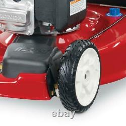160cc High Wheel Honda Engine Walk Behind Gas Self Propelled Lawn Tondeuse Bagger