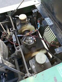 1985 Dixie Chopper Magnum 5018 Zéro Turn Mower 50 Plate-forme Améliorée 24hp B & S Moteur