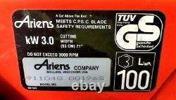 1993 Ariens Professional Automoteur Rwd Tondeuse Commercial Grade