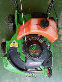 2004 Lawn-boy 6.5hp 22261 Commercial Duraforce 3spd Autopropulsés Aluminium Plate-forme