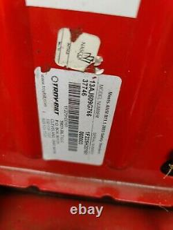 2005 Troy-bilt Bronco 42 Tracteur De Pelouse Ride On Mower Parts Ou Repair