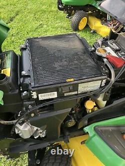 2011 John Deere X540 Tondeuse De Pelouse 26hp Kawasaki Twin Engine 54 Deck