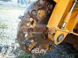 2019 Carlton Sp5014 Automoteur Stump Grinder, 4x4, Lame, 155 Heures, 35 Gaz HP