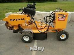 2019 Carlton Sp5014 Autopropulsés Stump Grinder, 35 HP Vanguard Gas, 51 Heures