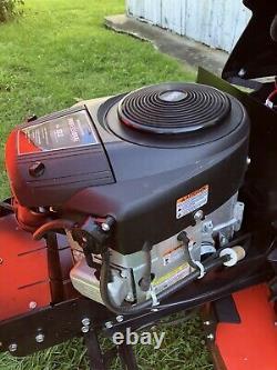 2019 Simplicité Régent Tondeuse Tracteur 42 Deck 23hp Briggs Moteur-low 21 Hrs