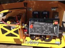 2020 Haulotte X45a Automotrice Nacelle Man 4x4 Hybride 45xa New Kubota Gas