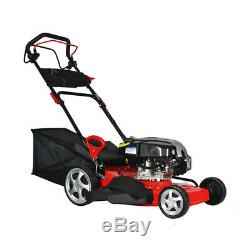 20 173cc Gas Autoporteur Automotrice Faucheuse 3200 R / Min 1p70f 173cc 6 Chevaux Nouveau