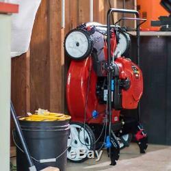 22. Smartstow Haute Roue À Vitesse Variable Walk Behind Gas Autopropulsés Faucheuse