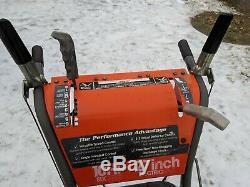 27 Gaz Souffleuse Murray Noma 10 HP 6 Vitesses Démarrage Électrique Autopropulsé
