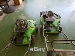 2 Lawn-boy 6.5hp 22261 Pièces Commerciales Duraforce 3spd Autopropulsées Faucheuses