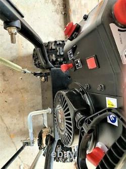 Ariens Sno-tek 24-en 208cc Démarrage Électrique De La Souffleuse À Gaz Autopropulsée #920402