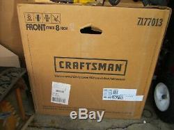 Artisan 24 6.5 HP Autopropulsés Chipper / Shredder / Ventilateur / Vac 24a-070h799 Nib