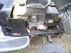 Artisan Lt2000 Tracteur De Pelouse