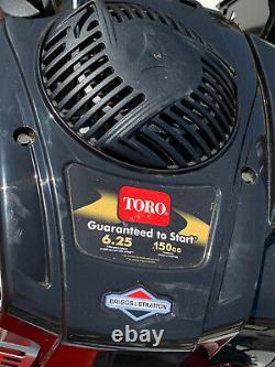 Autopropulsed Mower Marcher Derrière Le Recycleur À Gaz 22 Haute Roue 150cc Toro