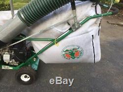 Billy Goat 10 HP Pelouse Feuilles Débris Vide Autopropulsés Bg1002sp