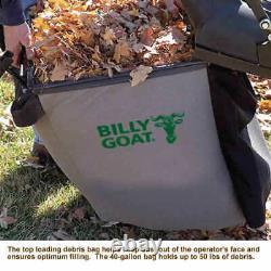 Billy Goat (29) 190cc Automoteur Multi-vac Avec Démarrage Électrique