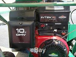 Billy Goat Pro Series Vq Lawn Pavement Automotrice 10 HP Vide # Vq1002sp