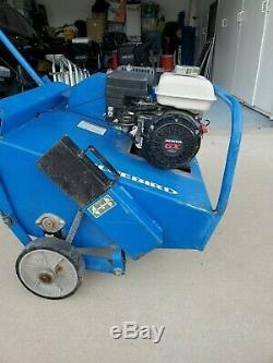 Bluebird H742 25 Pouces 120 CC Honda Automotrice Aérateur D'occasion