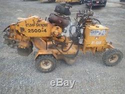 Carlton 2500-4 Tronçonneuse Automotrice, 27 HP Gaz Kohler, Commerce Local