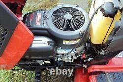 Craftsman L1300 Tondeuse À Cheval 547 Moteur HP 42 3-1/2 Ans Vieux $695.00