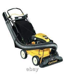 Cub Cadet 1.5 In. 159cc Self-propelled Gas Chipper Shredder Vacuum