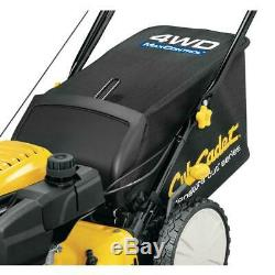 Cub Cadet Sc 700 E Walk Behind Automotrice Awd Faucheuse Withelectric Démarrer