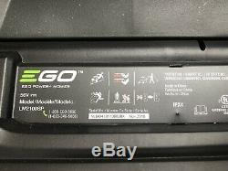Ego Lm2100sp 21 Po. Autopropulsé Tondeuse Tondeuse Seulement. Pas De Batterie Ou Chargeur