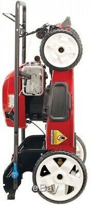 Gas Autopropulsés Faucheuse 22. Smartstow Haute Roue À Vitesse Variable Walk Behind