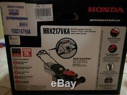 Honda 21 Autopropulsé Gcv200 Moteur Tondeuse Hrx217vka 550 $