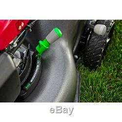 Honda Autopropulsés Tondeuse Auto Choke 21 Po. À Vitesse Variable De Gaz Pull Cord