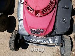 Honda Hrc216 21 Commercial Autotractée Tondeuse Automotrice Lawn
