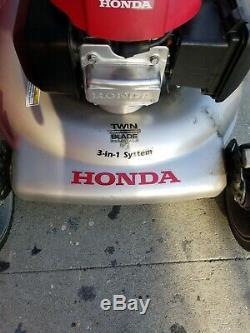 Honda Hrr216k9vkaa Automotrice 21 Tondeuse 160cc Tondeuse À Gazon Collecte Local