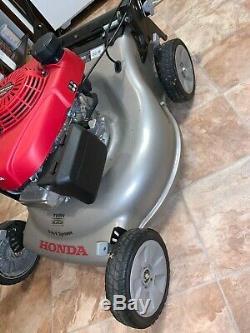 Honda Hrr216vka Automotrice Lawn Mover