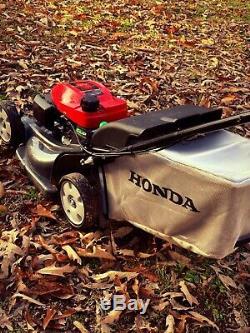 Honda Hrx217vla 21 200cc Automotrice Démarreur Électrique Tondeuse