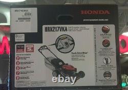 Honda Hrx 4-en-1 Marche De Gaz Derrière Automoteur Local Pick Up Seulement