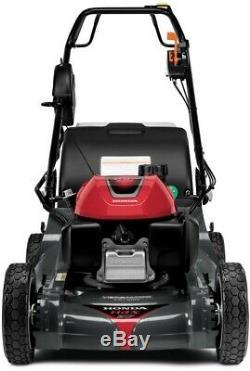 Honda Plate-forme 21 Pouces. Démarreur Électrique Automotrice Walk Behind Gas Hydrostatiques Faucheuse