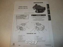 Husqvarna 21 Tondeuse À Gazon Auto-propulsée Au Gaz 3-in-1 Avec Moteur Honda Gcv 160 Nouveau