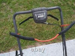 Husqvarna Hu800 Awd All Wheel Drive Auto Propelled Gas Lawn Tondeuse Parfaite