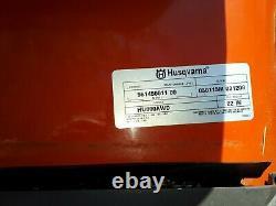 Husqvarna Hu800 Awd All Wheel Drive Automoteur Tondeuse À Gazon À Gaz. Ramasser Local