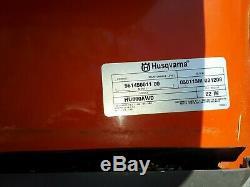 Husqvarna Hu800 Awd Traction Intégrale Autoporteur Automotrice Tondeuse À Essence. Collecte Locale