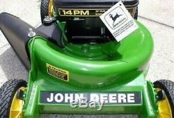 John Deere 21 1987 (nos) Tondeuse À Gazon Neuve Tondeuse Non Automotrice