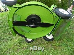 Lawn Boy, Cru, Autopropulsée Tondeuse 21 Pouces, Cycle 2, Le Modèle Jc Penney 0392