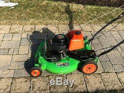 Lawn Boy Modèle 22261 Autopropulsés Commercial Faucheuse Lawnboy 2 Cycle Duraforce